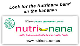 The Nutrinana band